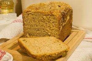 Domácí chléb jako z pekárny