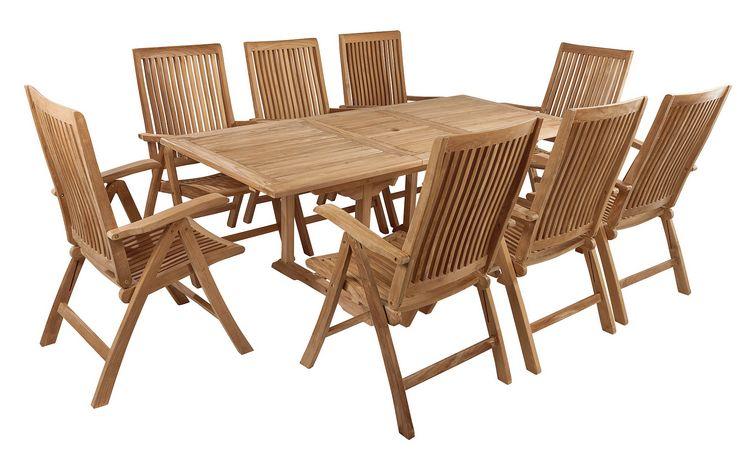 Zahradní nábytek: Jaký materiál zvolit?