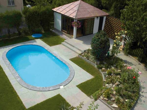 Nový bazén již nyní