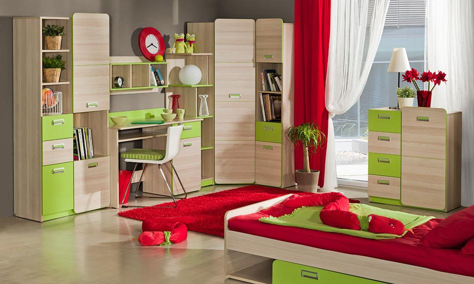 Jak vybrat nábytek do ložnice a dětského pokoje?